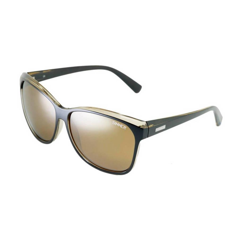 Sinner zonnebril Soana SISU-715-10-P09, Zwart/zand shiny