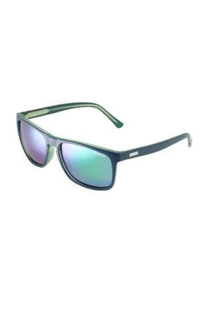 zonnebril Oak donkerblauw