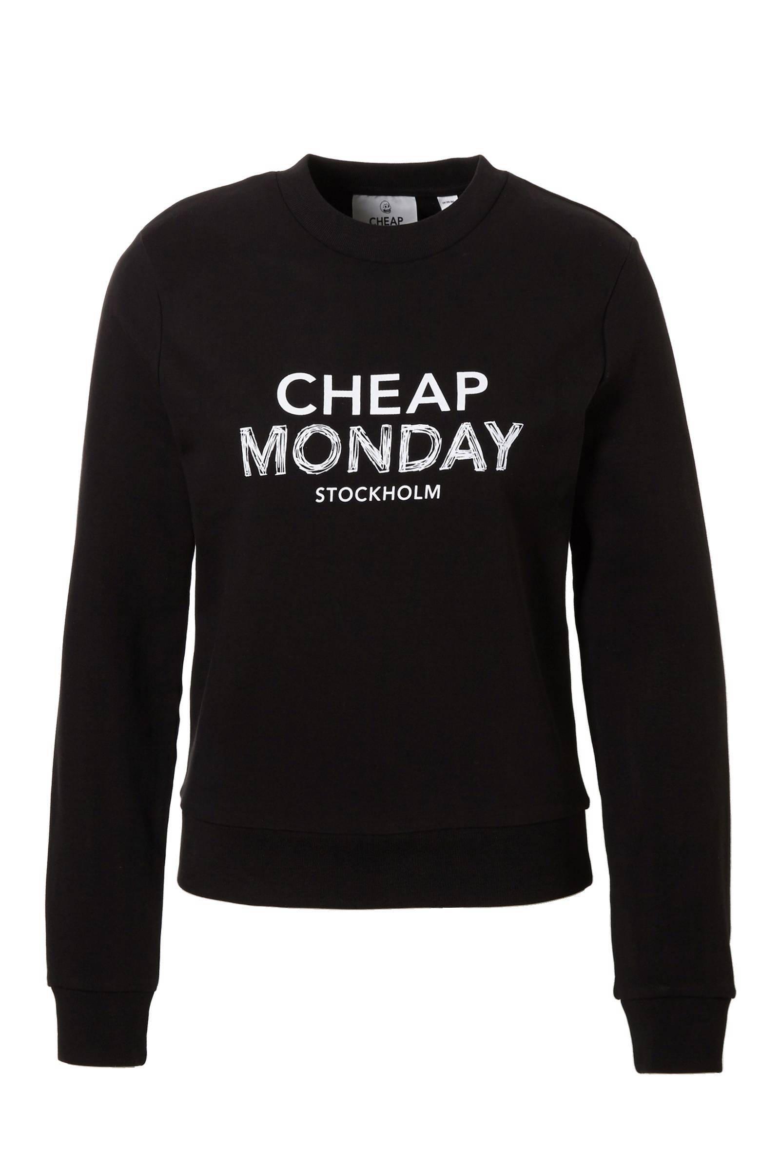 Cheap Monday Win Sweat trui   wehkamp