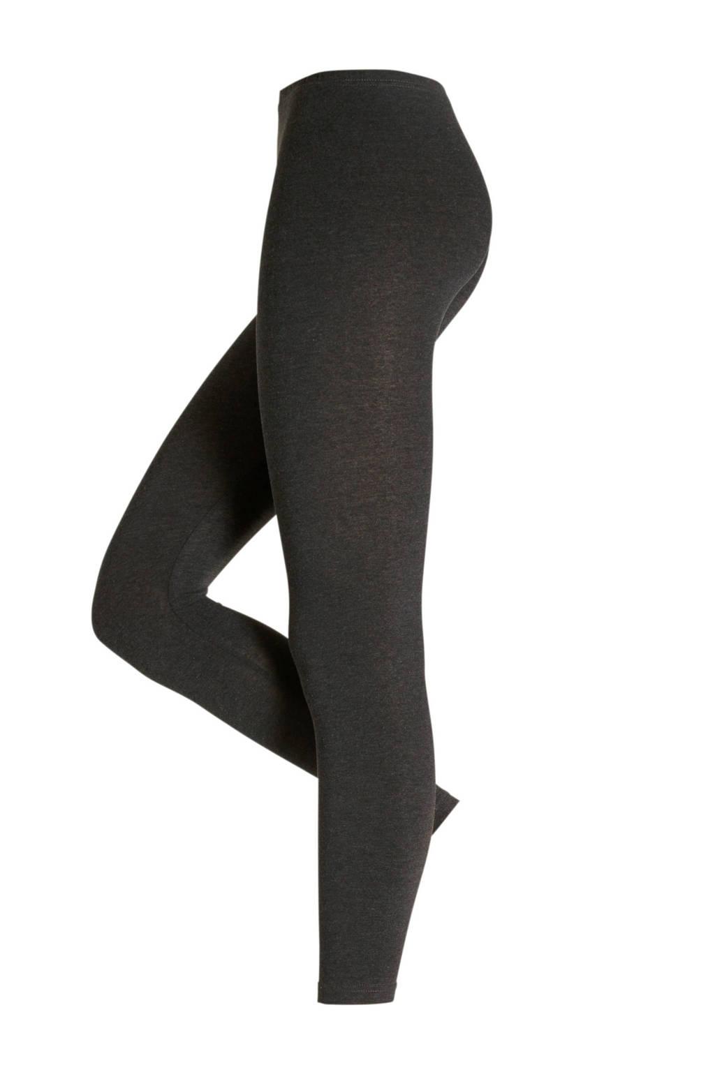 whkmp's own legging (set van 2), grijs antraciet