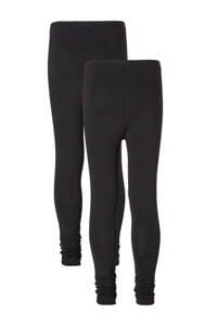 whkmp's own legging (set van 2), Zwart