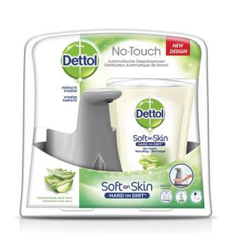 No-Touch automatische zeepdispenser + navulling Aloë Vera - 250 ml