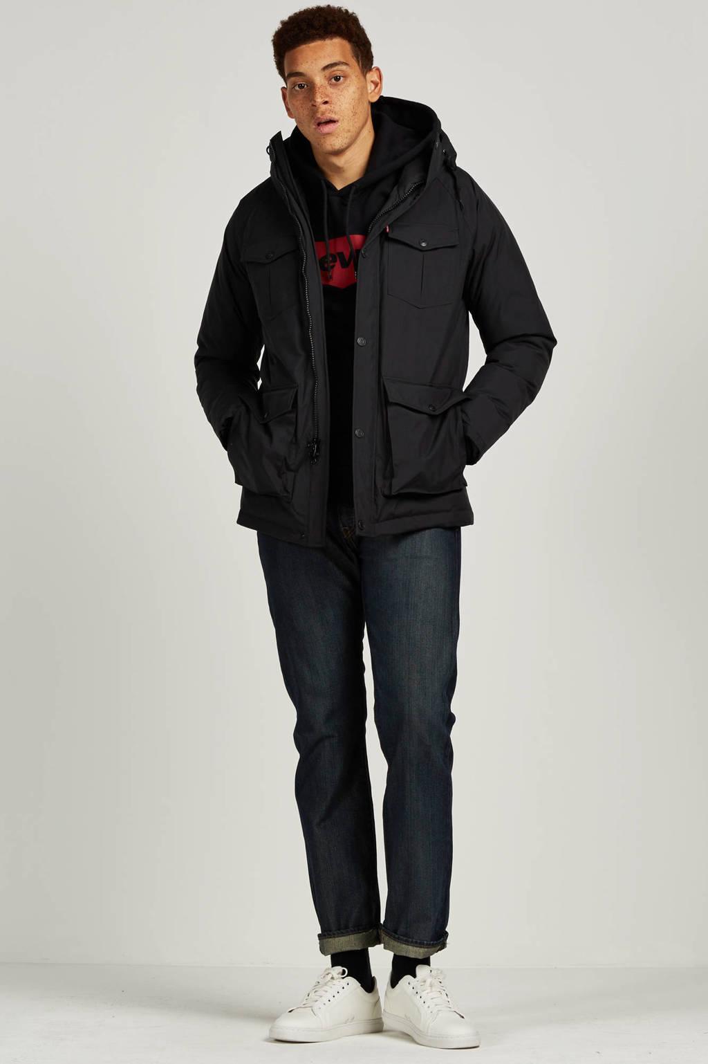 Levi's regular fit jeans 501 Original dark clean, Dark Clean