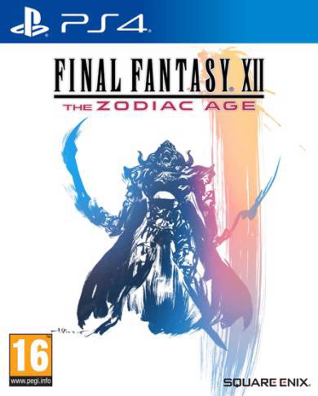 Final fantasy XII - Zodiac age (PlayStation 4)