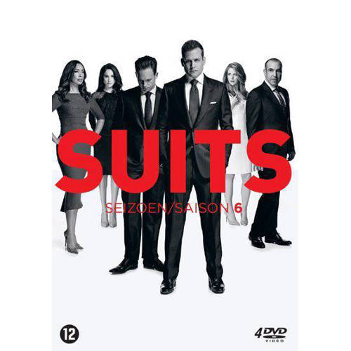 Suits Seizoen 6 | DVD