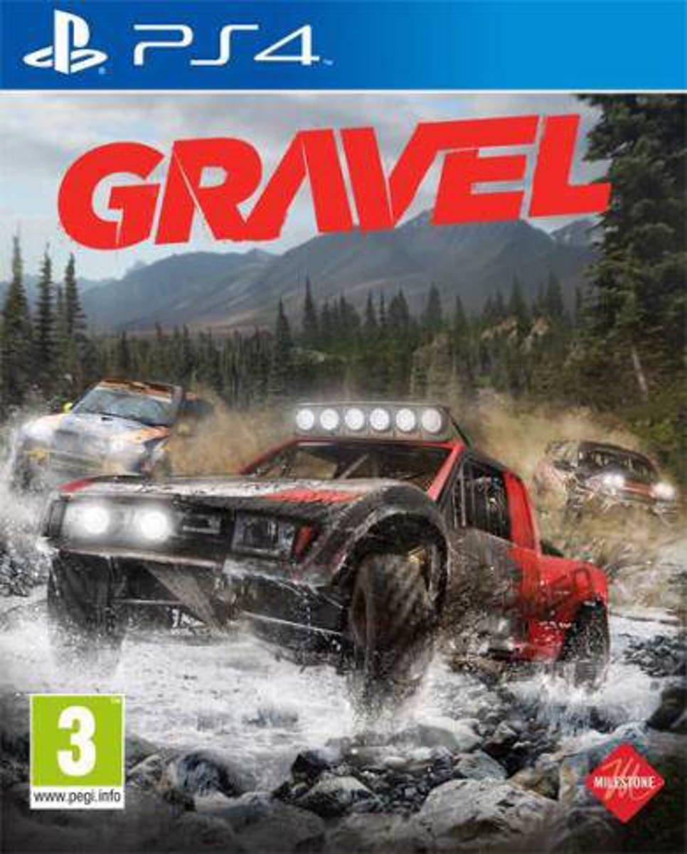 Gravel (PlayStation 4)