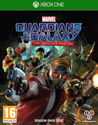 Guardians of the galaxy - Telltale series (Xbox One)