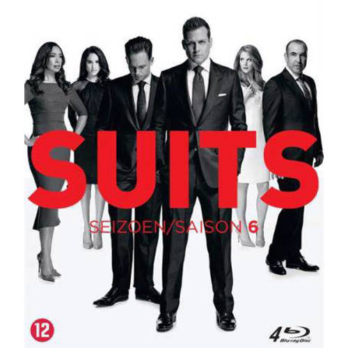 Suits Seizoen 6 | Blu-ray