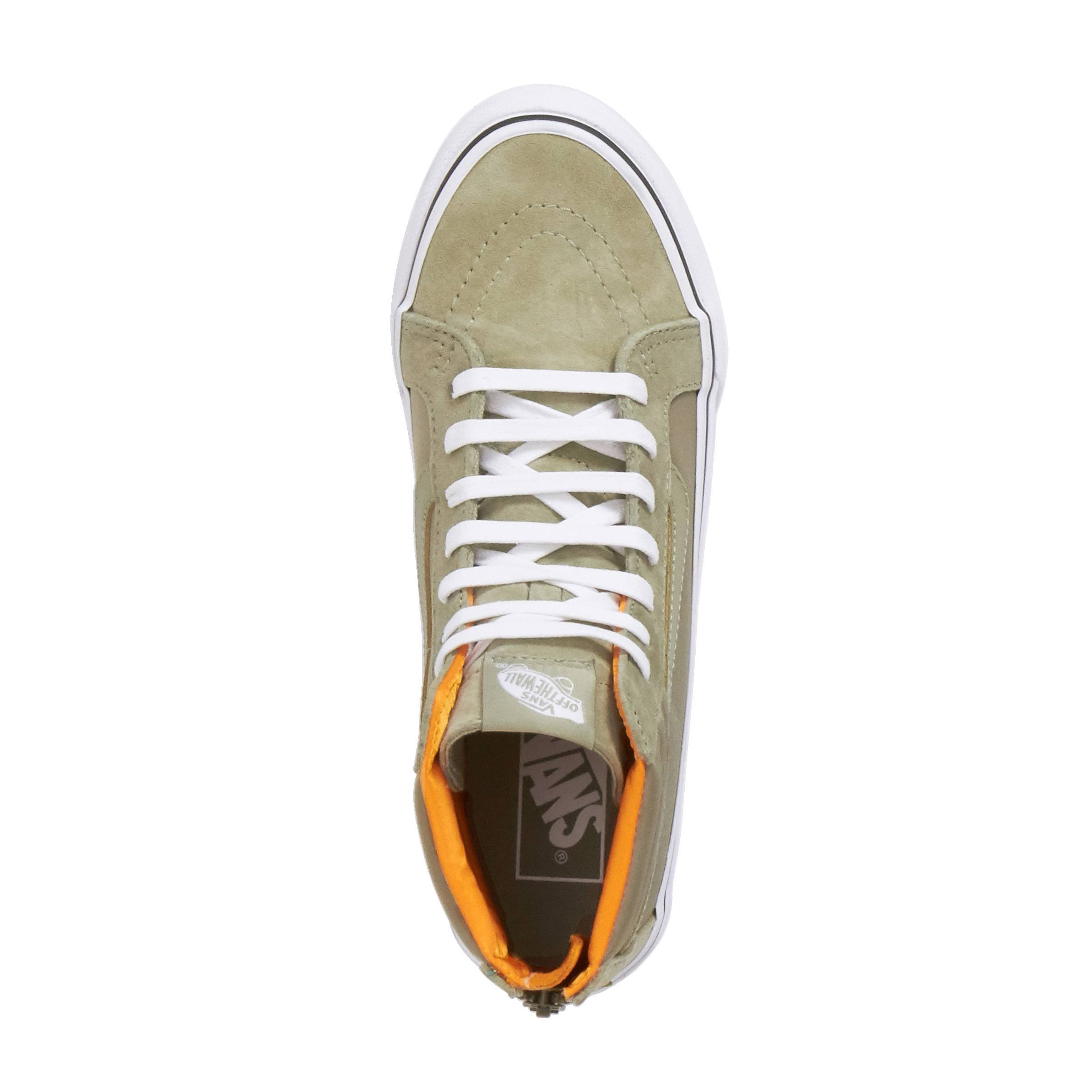 SK8 Hi Slim Zip sneakers