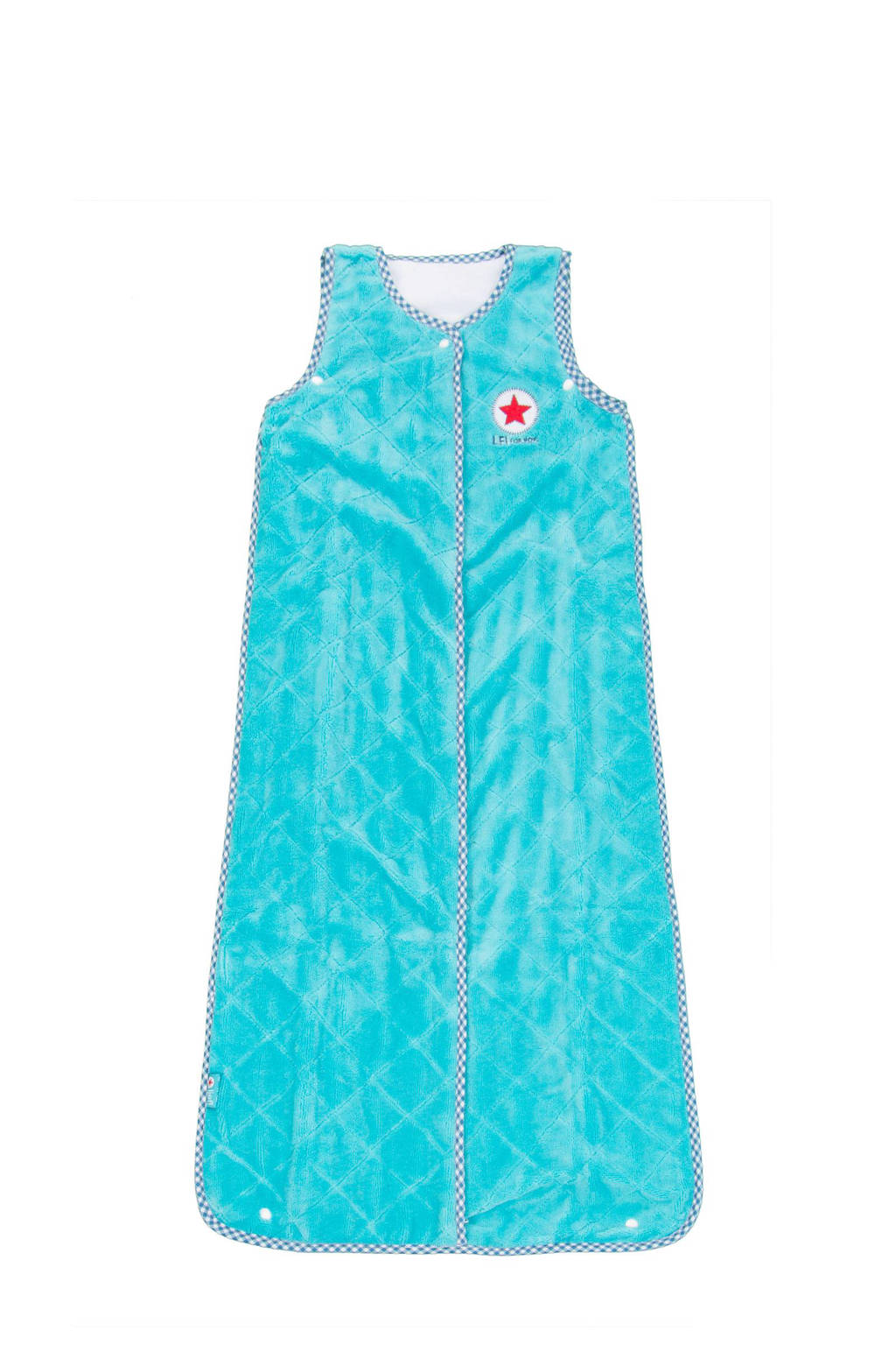 lief! baby slaapzak 0-24 mnd turquoise, Turquoise