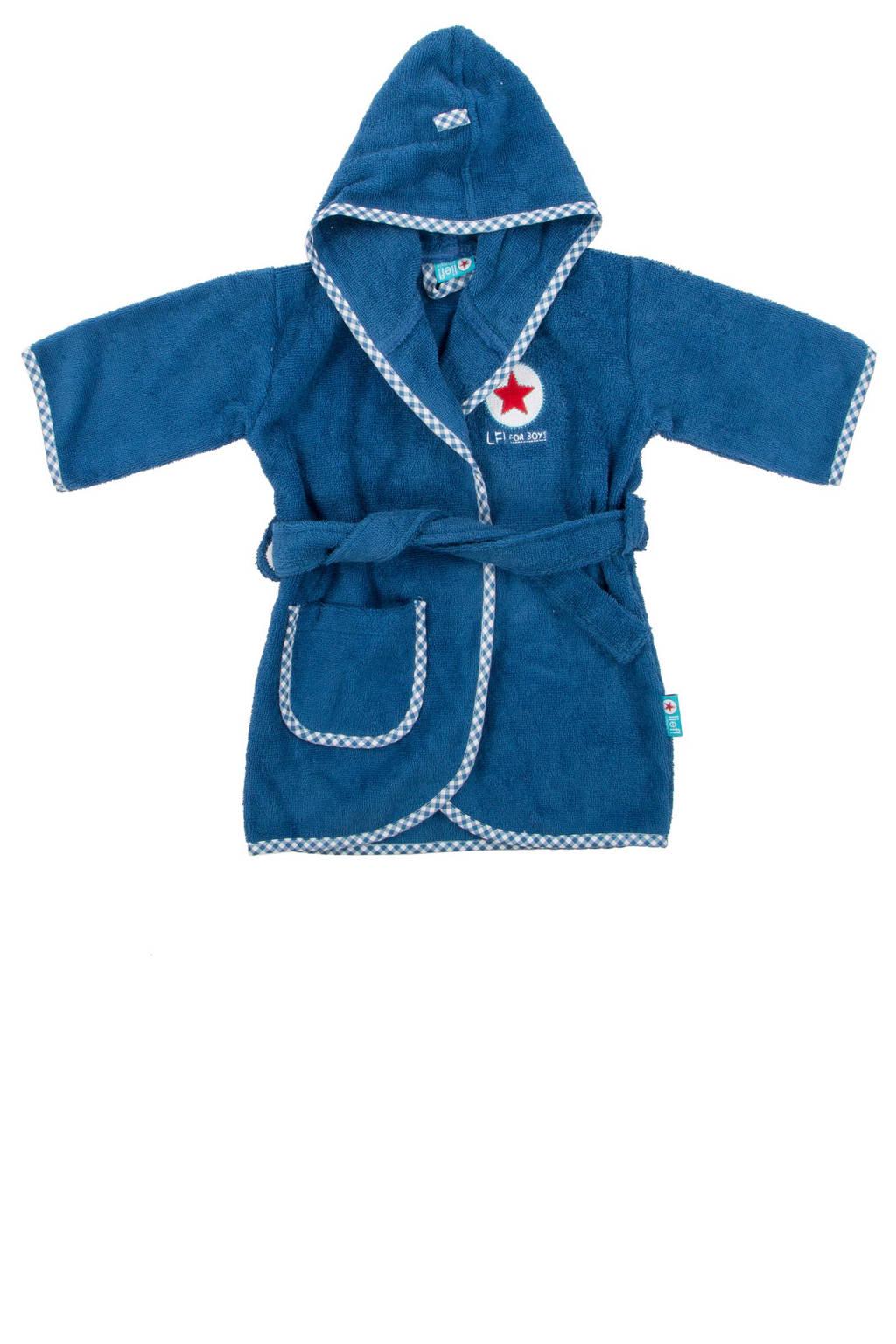 lief!   badjas 1-2 jaar blauw, Blauw