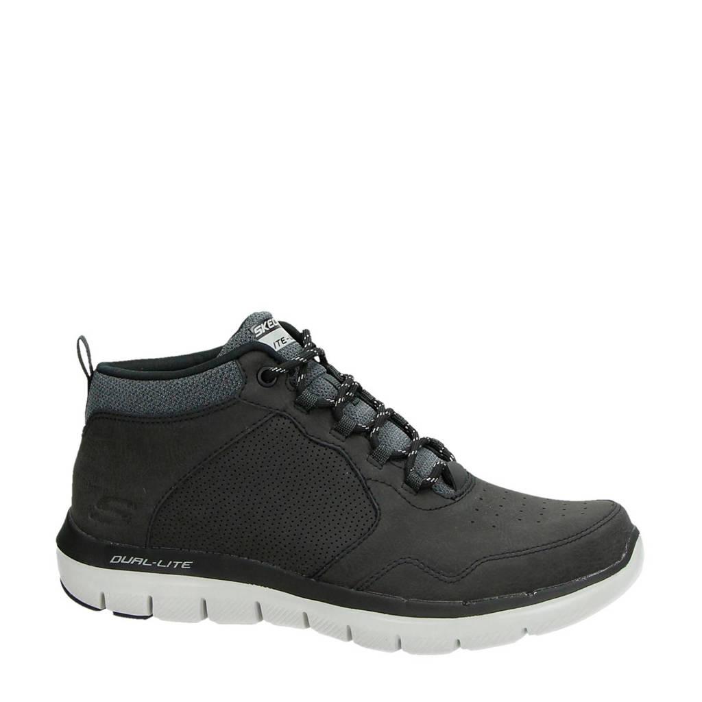 Skechers  nubuck sneakers, Antraciet