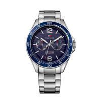 Tommy Hilfiger horloge - TH1791366, Zilver