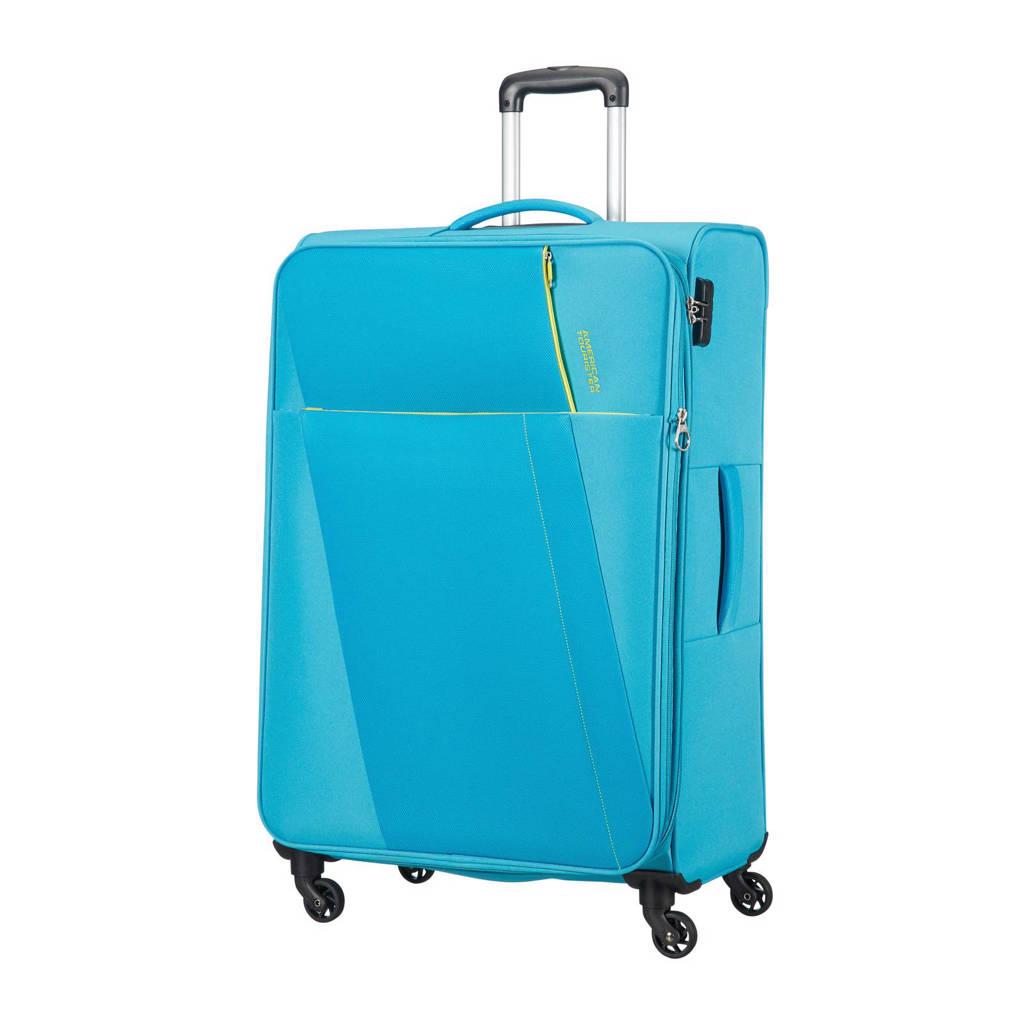 American Tourister JOYRIDE SPINNER 79/29 EXP HAWAII BLUE koffer (79 cm), 79x47,5x30,5, Blauw
