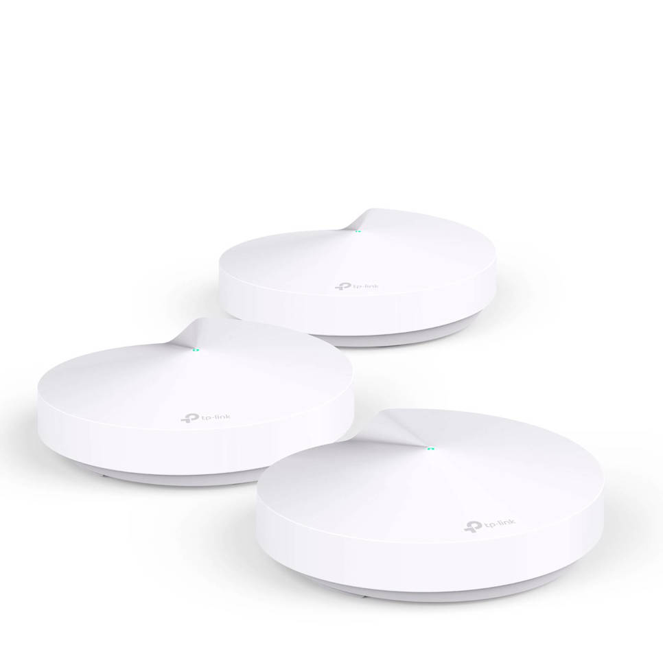 TP-Link Deco M5 multiroom wifi systeem, Wit