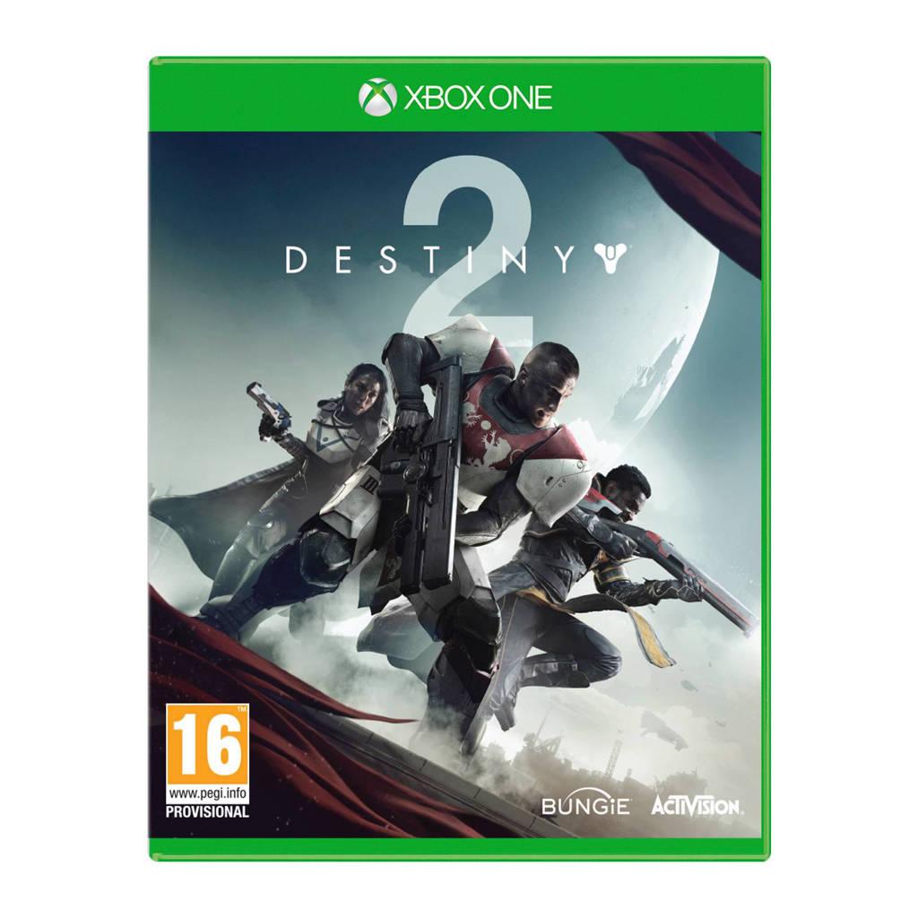Destiny 2 (Xbox One), Microsoft X-Box One
