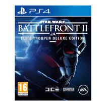 Star Wars Battlefront II - Elite Trooper deluxe edition (PlayStation 4)