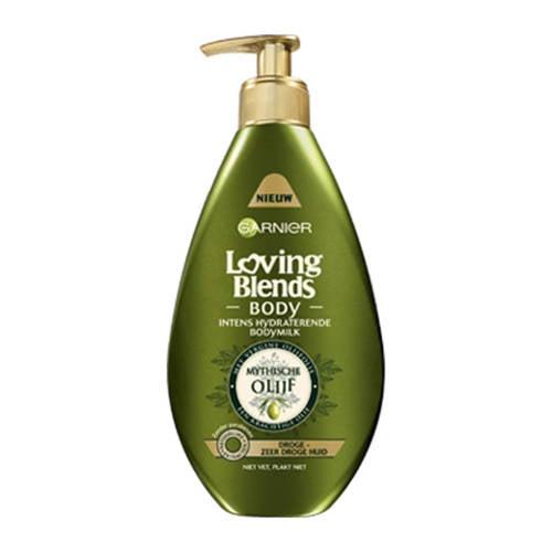 Garnier Loving Blends Bodymilk Olijf - 400ml