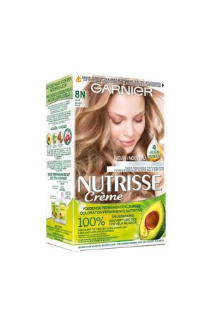 Nutrisse Crème haarkleuring - 8N Blond