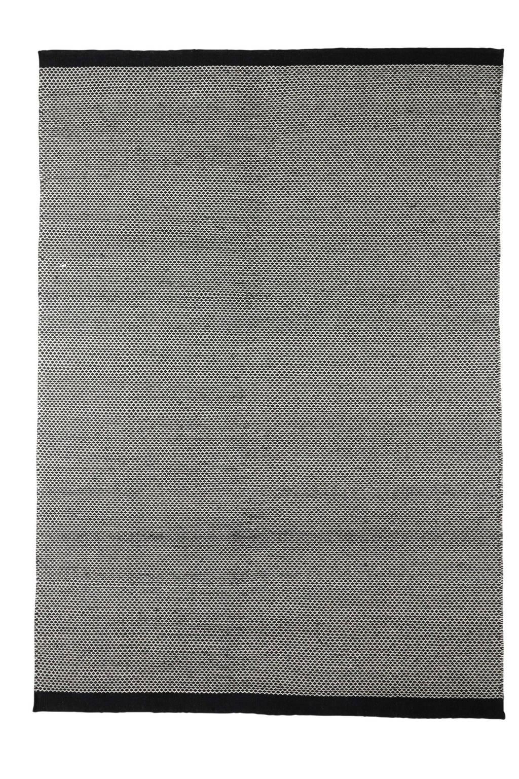 Brink & Campman vloerkleed Radja  (230x160 cm), Grijs