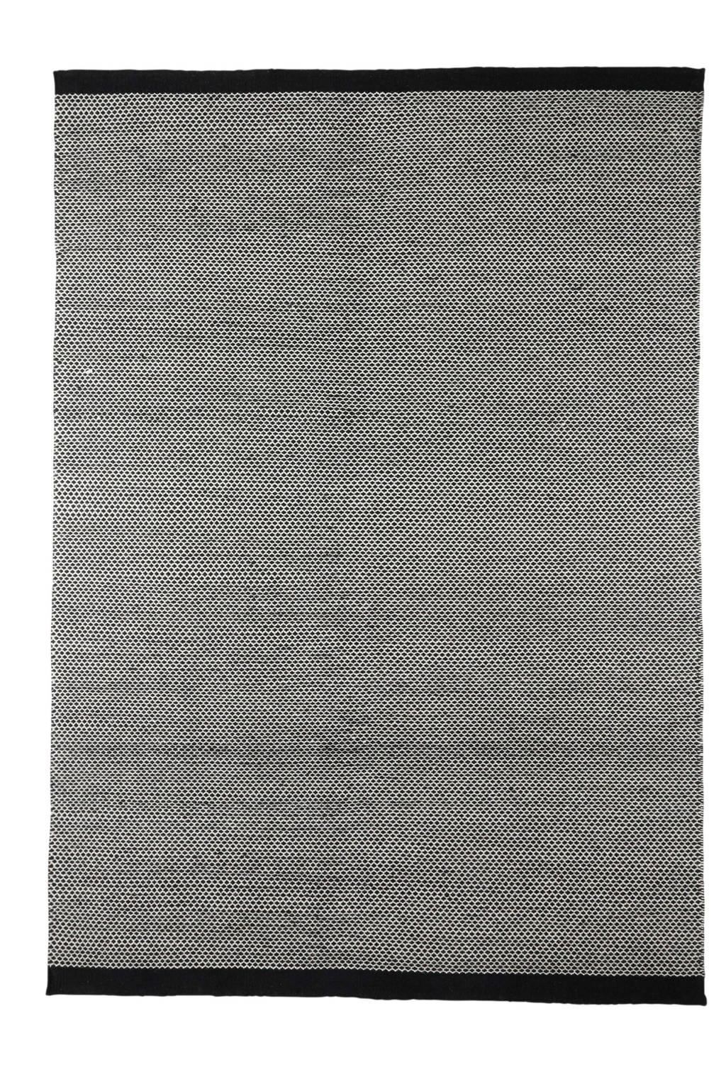Brink & Campman vloerkleed Radja  (280x200 cm), Grijs
