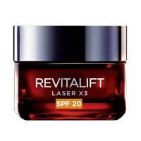 L'Oréal Paris Skin Expert Revitalift Laser X3 Anti-verouderingscrème SPF20