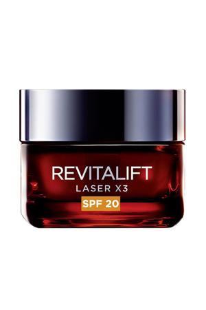 Revitalift Laser X3 Anti-verouderingscrème SPF20