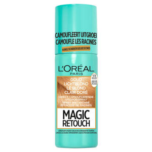 Magic Retouch uitgroei camoufleerspray - Goud Lichtblond