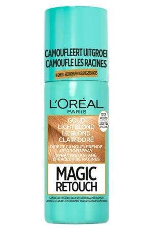 Magic Retouch uitgroei camoufleerspray - Goud Lichtblond