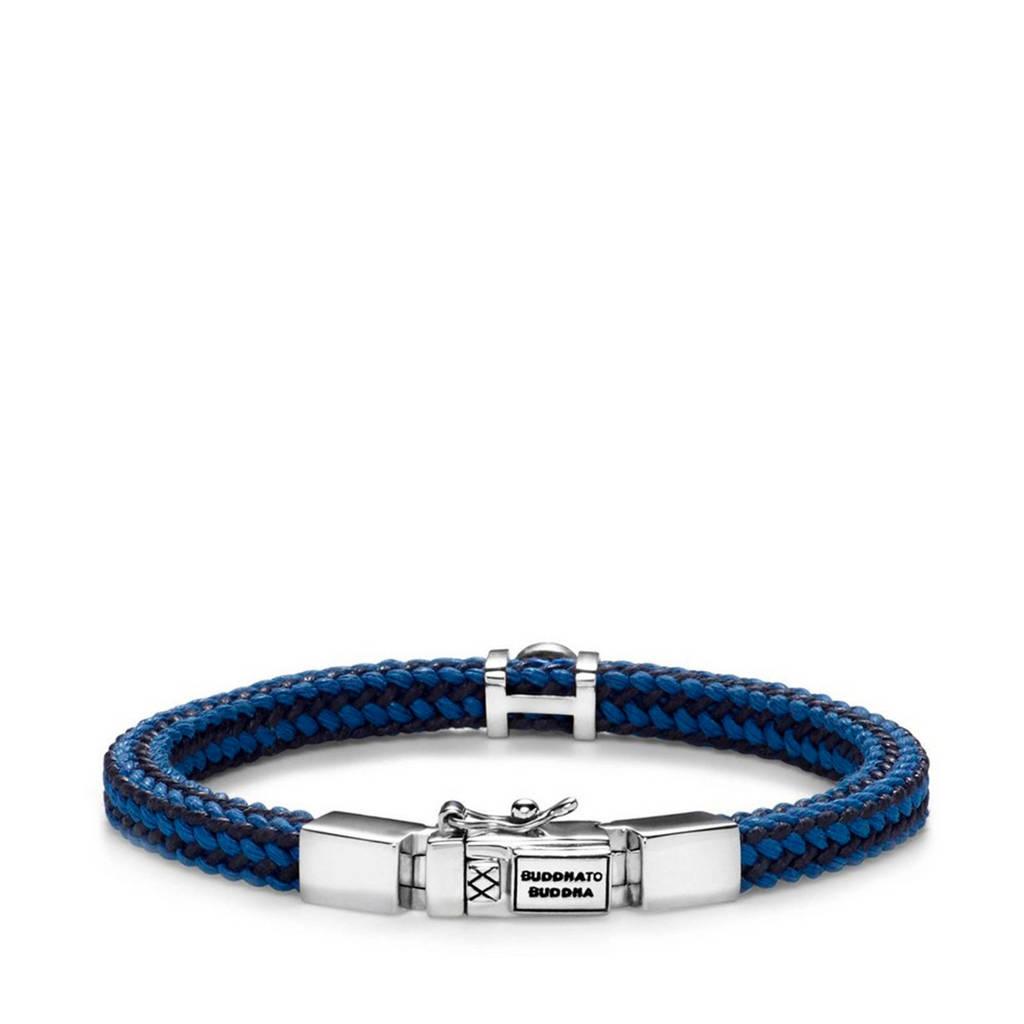 Buddha To Buddha armband, Zilver