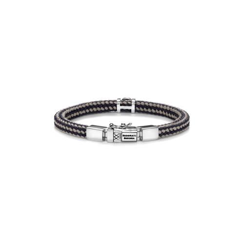 Denise Cord Mix Grey armband