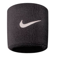 Nike   polsband - set van 2, Zwart/wit