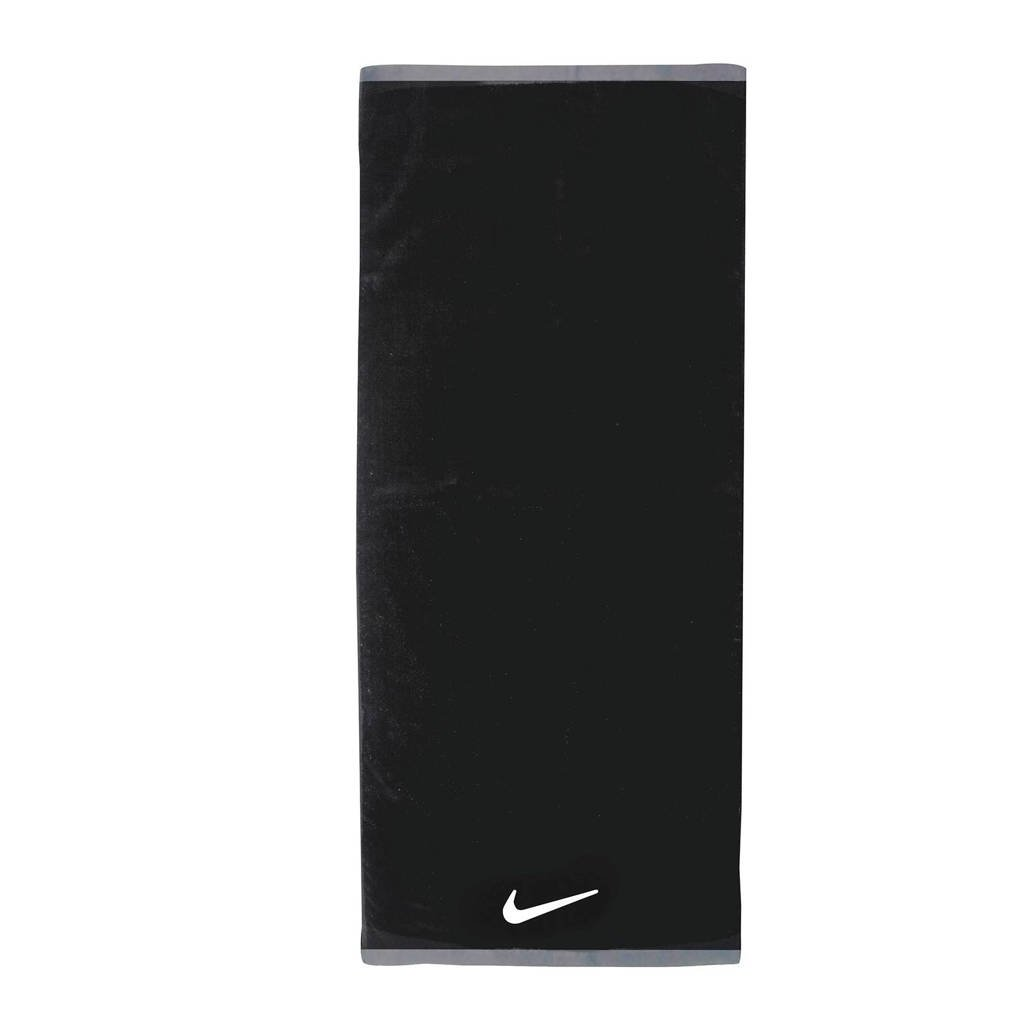Nike   sporthanddoek Fundamental M, Zwart/wit