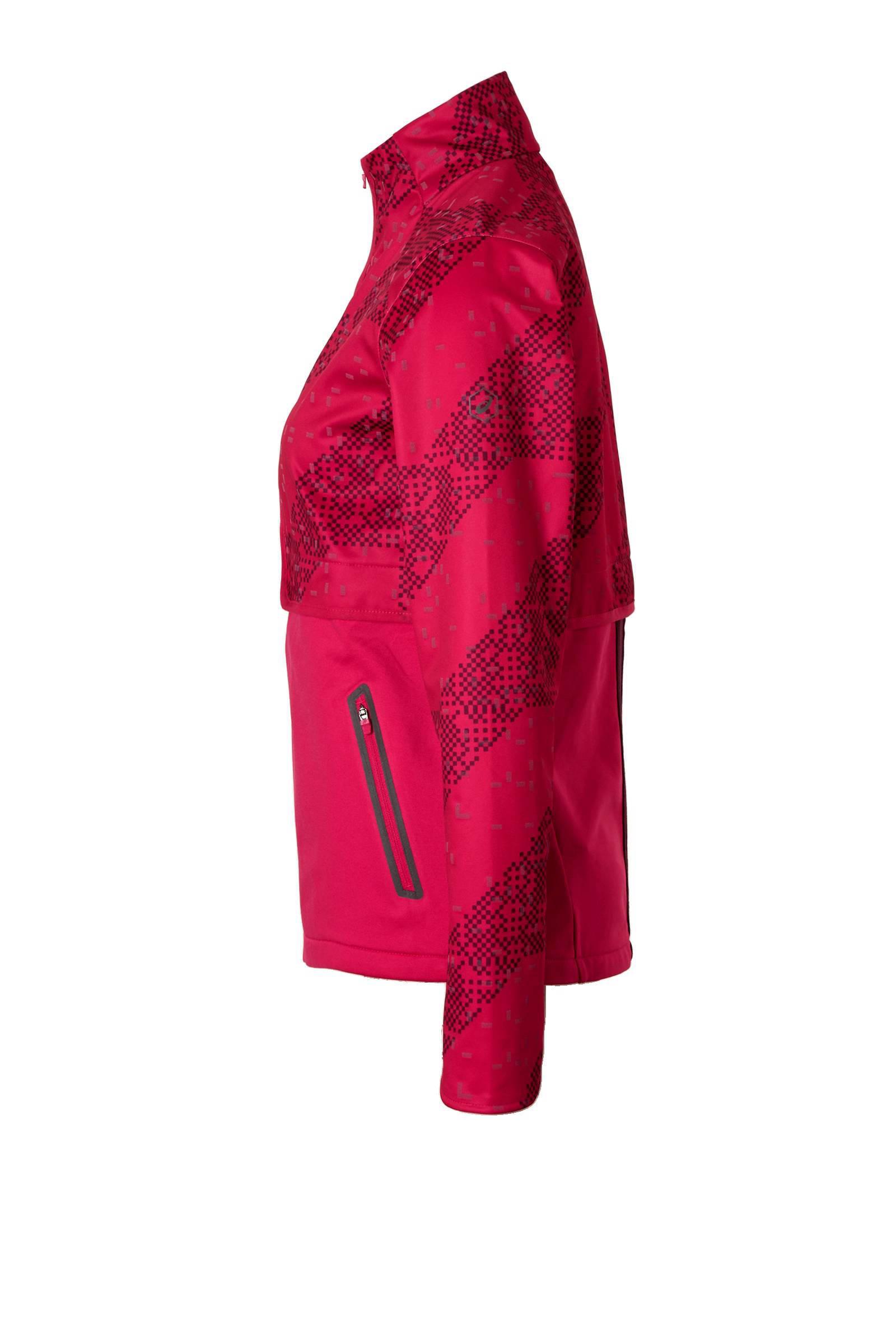 asics hardloopjack roze