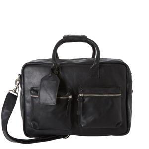15.6 The College Bag 15,6 inch leren tas