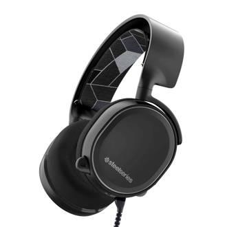 Arctis 3 headset zwart