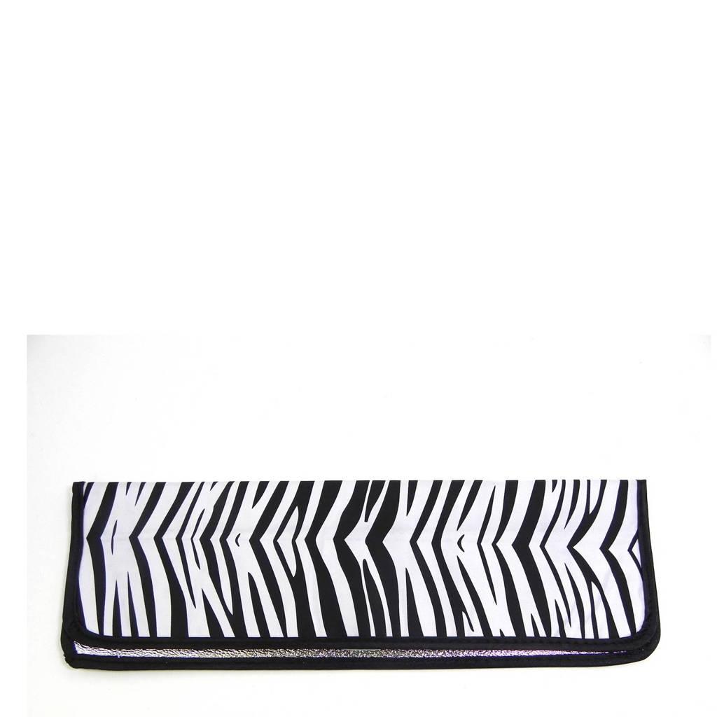 Iso Professional Heat Protectve mat - zebra, Zebra