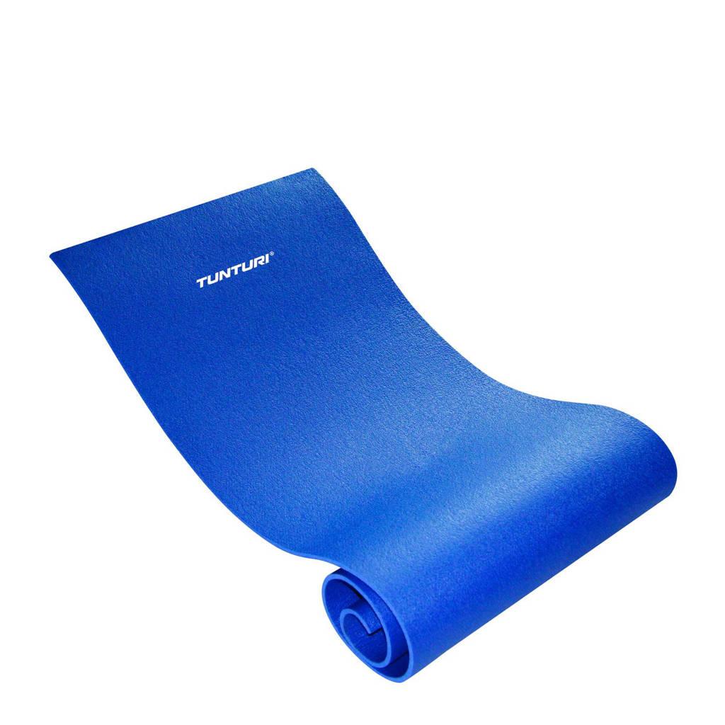 Tunturi XPE Fitnessmat - Oefenmat - Blauw