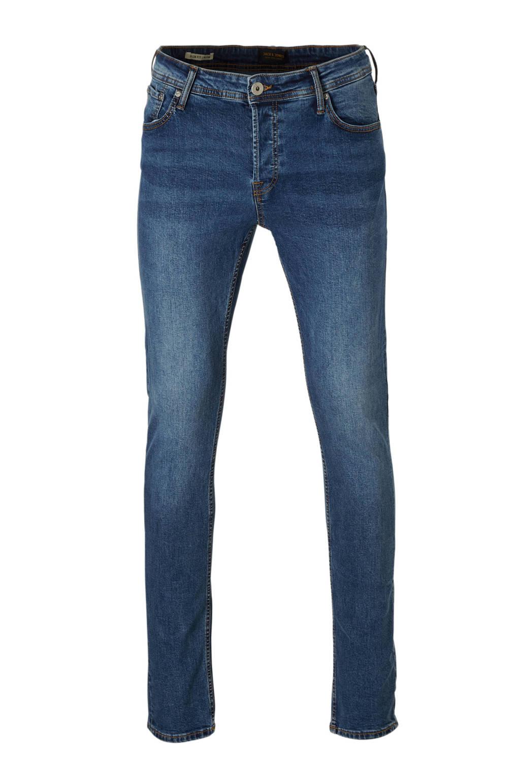 Jack & Jones Essentials slim fit jeans, 005 Blue Denim