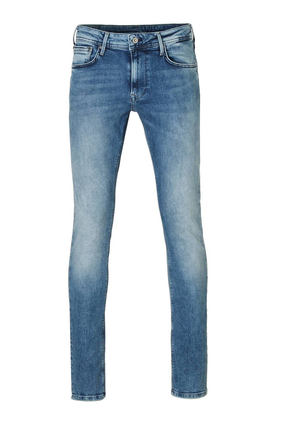 Pepe Jeans Stanley tapered fit jeans, Medium aged