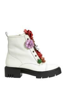 Katy Perry boots met bloemen(dames)