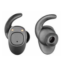 Duet draadloze bluetooth oordopjes zwart
