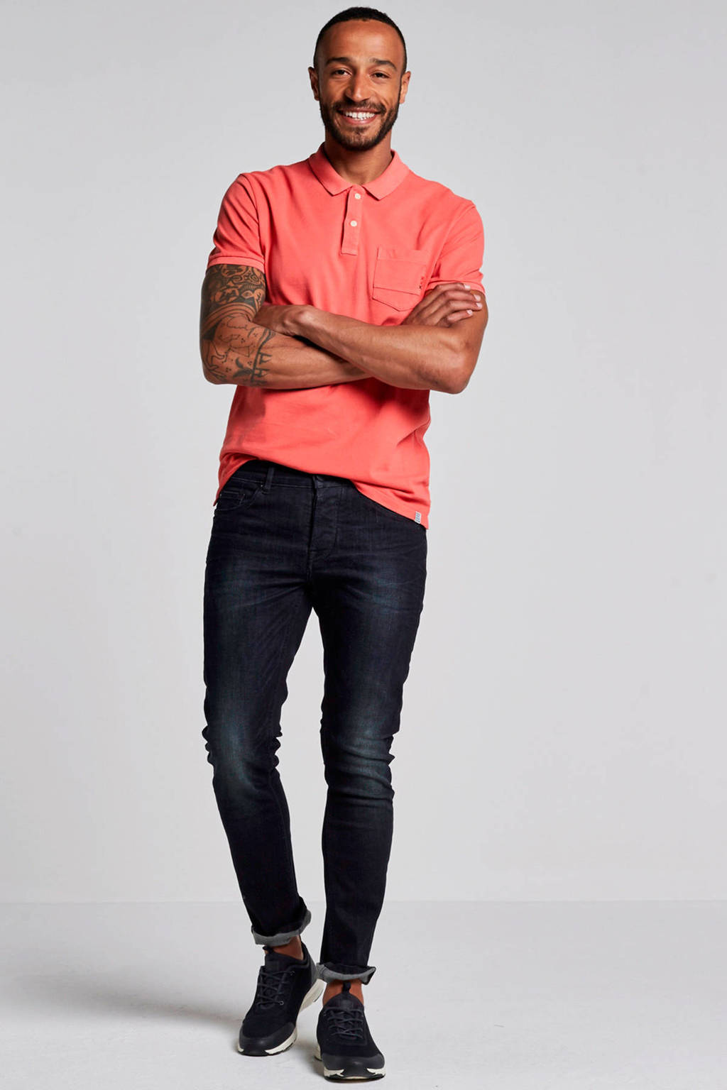 Only & Sons slim fit jeans Loom, Blue Denim 0442