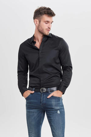 Alves slim fit overhemd