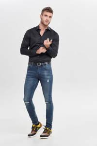 ONLY & SONS Alves slim fit overhemd, Zwart