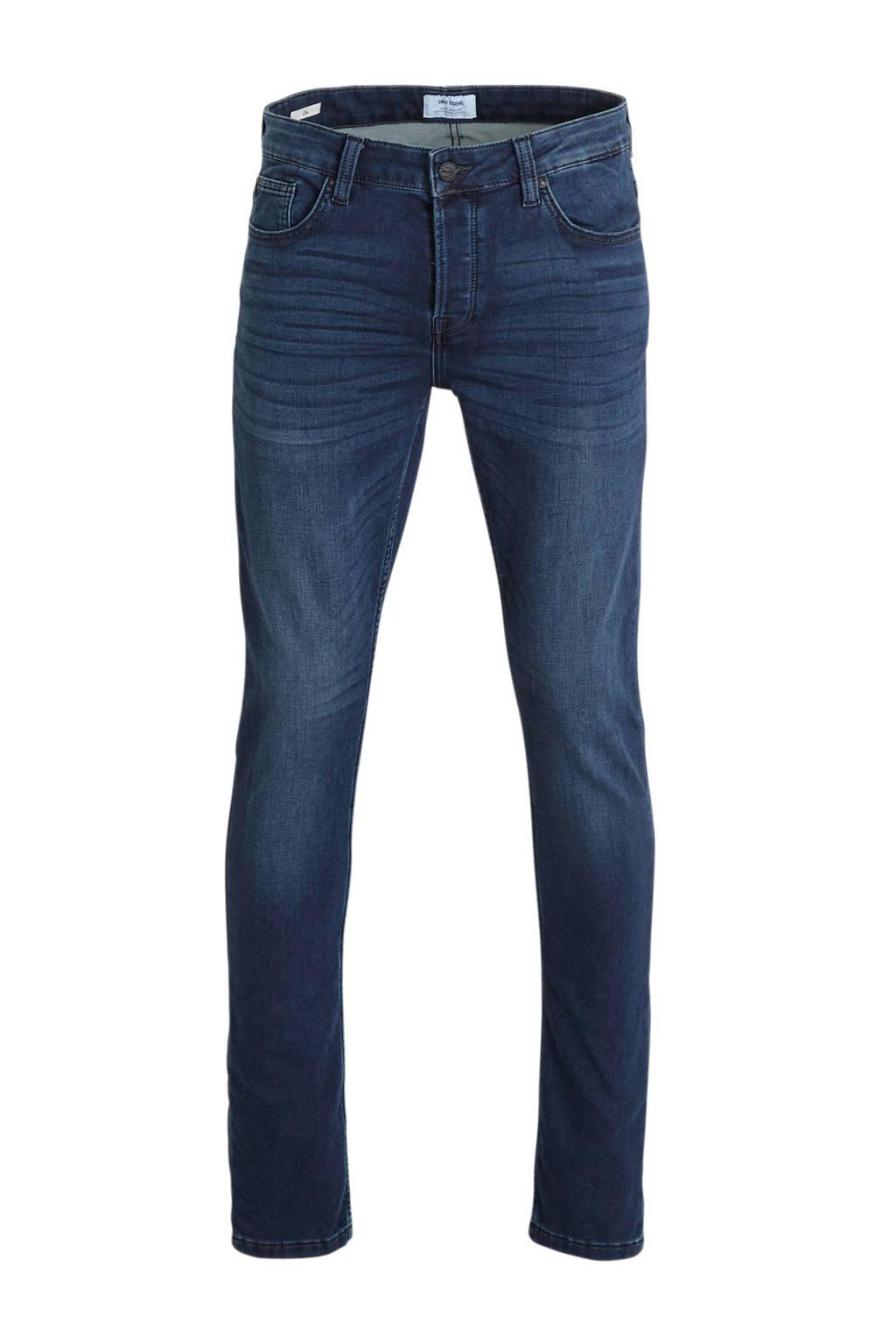 ONLY & SONS Loom slim fit jeans, Blue Denim 0431