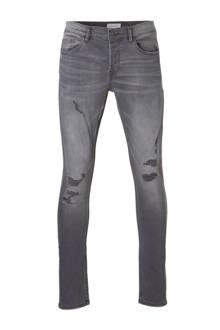 Spun slim tapered fit jeans