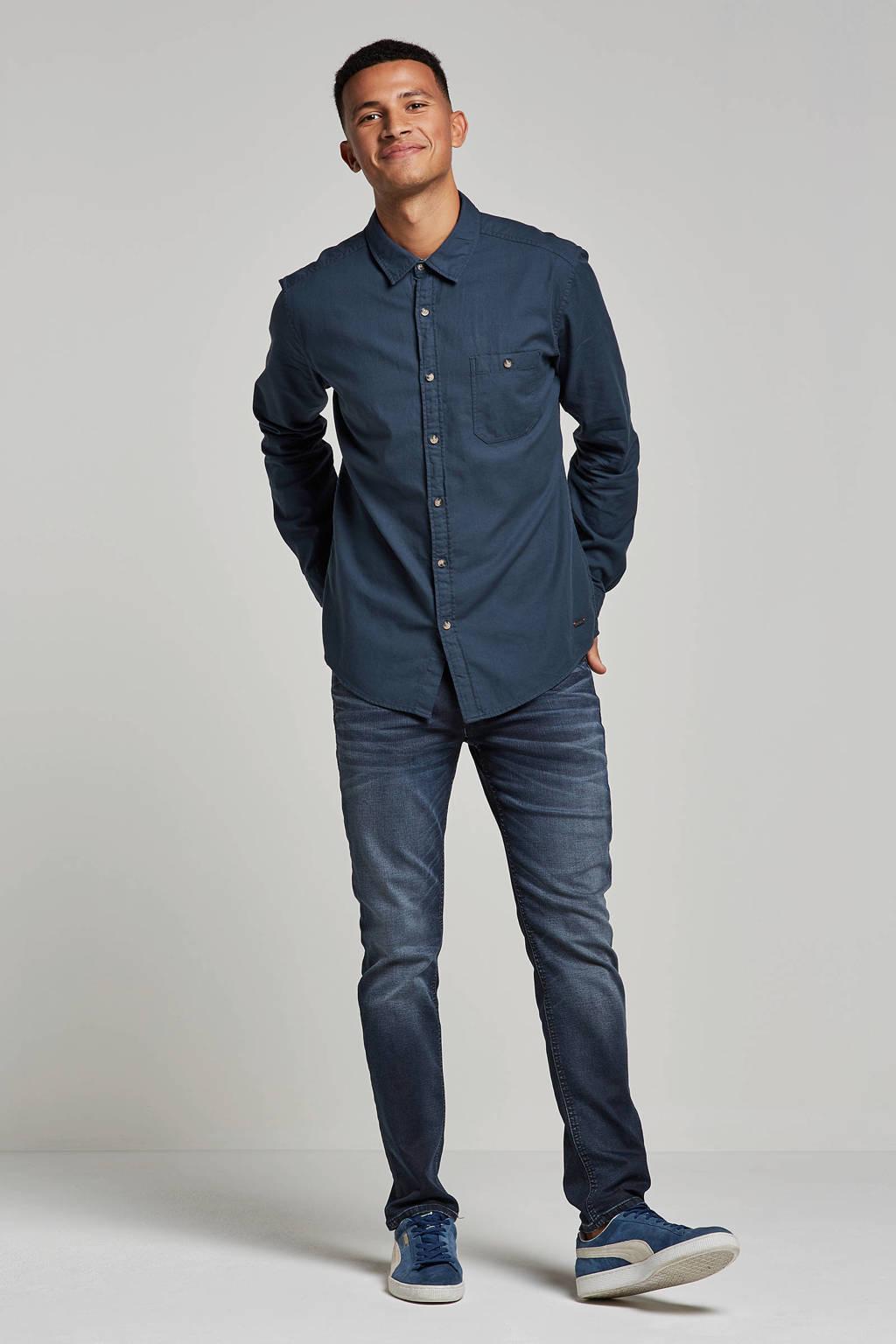 Jack & Jones slim fit jeans Glenn, 745 Blue Denim
