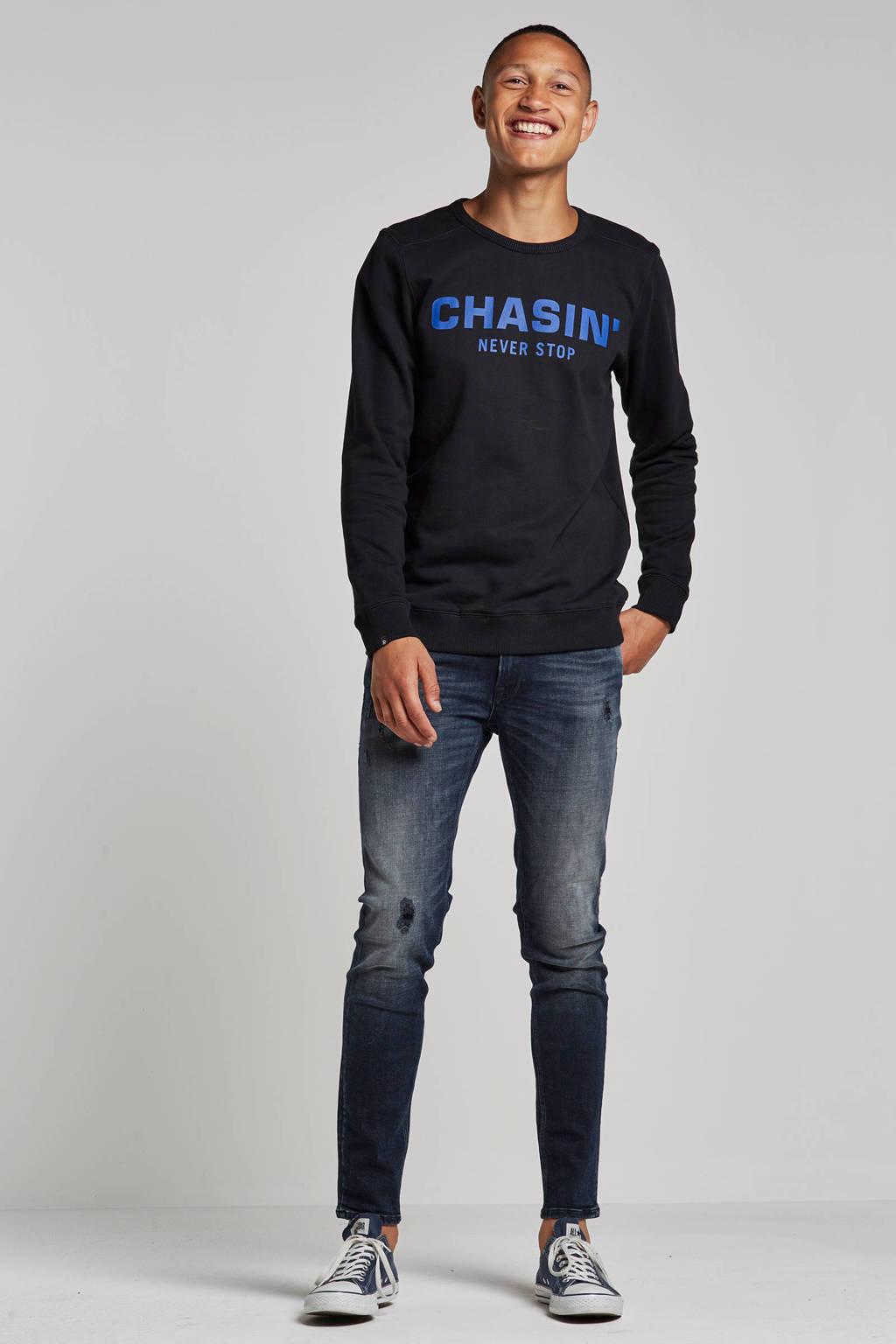 JACK & JONES skinny fit jeans Liam blue denim, 104 Blue Denim