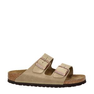 Arizona  nubuck slippers beige